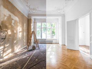 Ремонт двухкомнатной квартиры вторичка