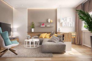 Ремонт двухкомнатной квартиры в панельном